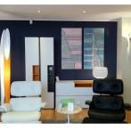 Exposition permanente chez Arrivetz (mobilier contemporain rue Jarente à Lyon.)