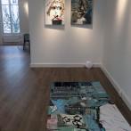 Expo collective à la Galerie 38 Paris rue Vaneau 75007 et bientôt mon Expo Solo le 26 mai 2016